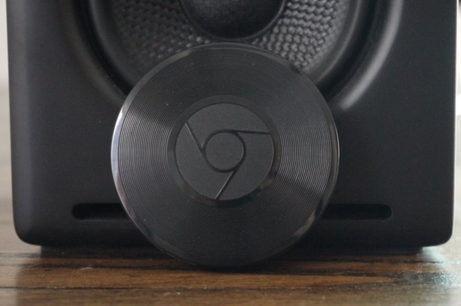 Google's Chromecast Audio beams music to multiple rooms