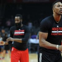 "Dwight Howard Is Reportedly ""Extremely Unhappy"" Playing Alongside James Harden on the Rockets"