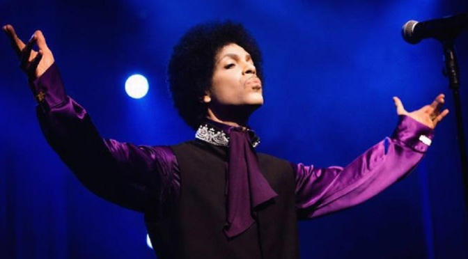 Prince Just Dropped A Surprise New Album