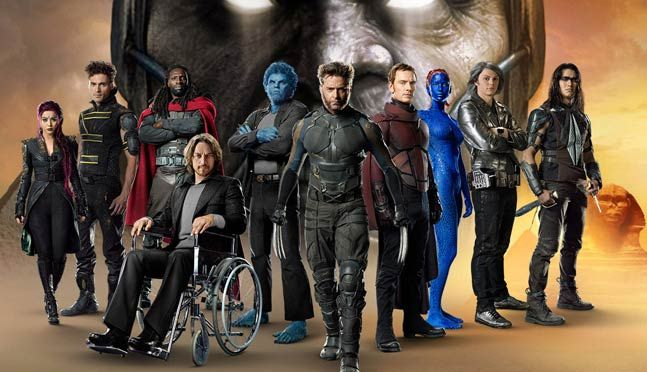 The First X-Men: Apocalypse Trailer Is an All-Star Evil Team-Up