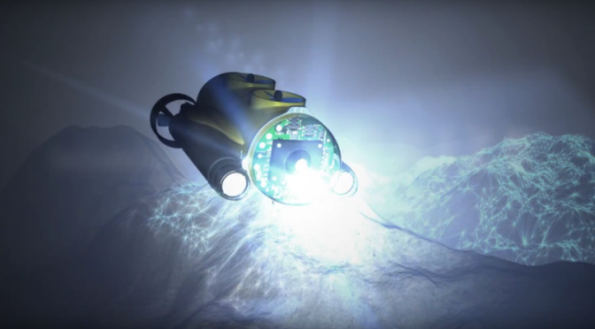 New XPrize Encourages Robotic Ocean Exploration