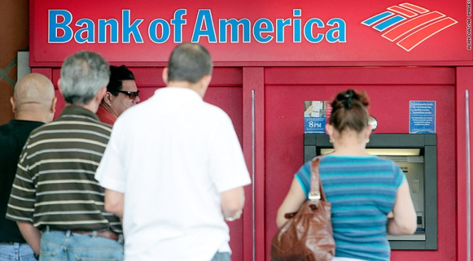 Here's How Much Big Banks Made On Your ATM And Overdraft Fees