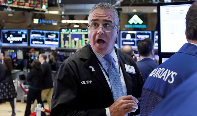 Market Mayhem! Worldwide Plunge
