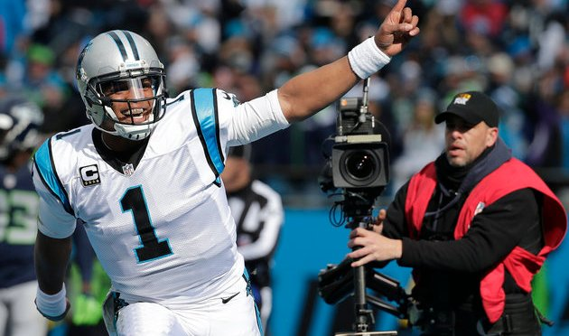The Carolina Panthers Are One Win Away From The Super Bowl