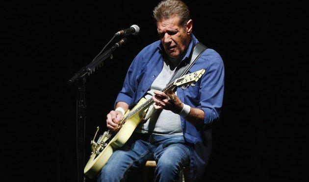 Founding Eagles Guitarist Glenn Frey Dies At 67