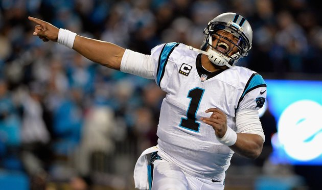 'Super Cam' Newton, Panthers advance to Super Bowl with dominant performance
