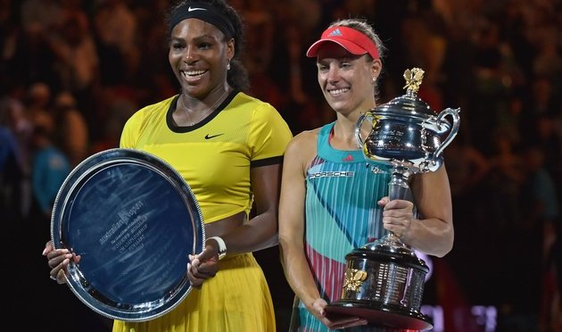 Serena Stunned In Australian Open Final
