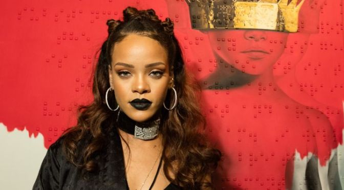 Rihanna's 'ANTI' Album Is Already Platinum