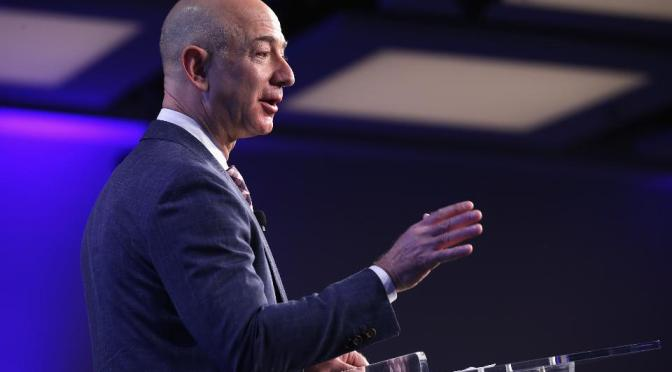 Jeff Bezos Loses More Than $6 Billion As Amazon Shares Drop After Hours