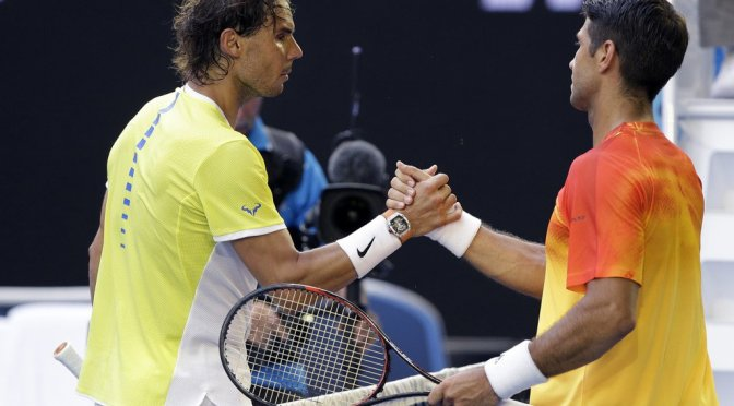 Rafael Nadal Loses In First Round Of Australian Open