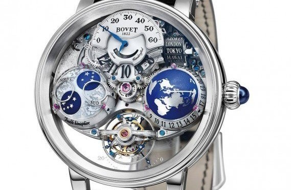 "Mapping Time & Space: Bovet's Recital 18 ""The Shooting Star"""