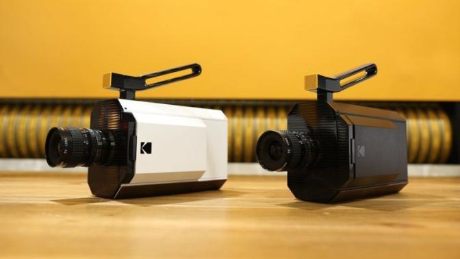 Kodak Reveals a Digital Super 8 Camera That Records on Film…