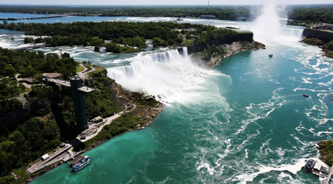 New York Is Going to Turn Off Niagara Falls. Here's How