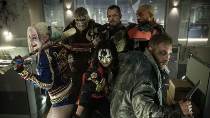 The New Suicide Squad Trailer Is Insane In Every Way Imaginable