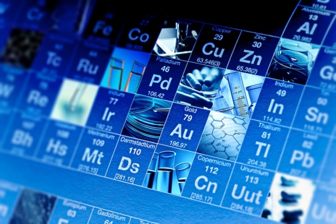 4 New Elements Land on Periodic Table