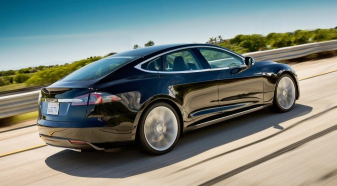 TESLA'S MODEL 3 WILL BOAST A 200-MILE OR GREATER RANGE, COST $35,000