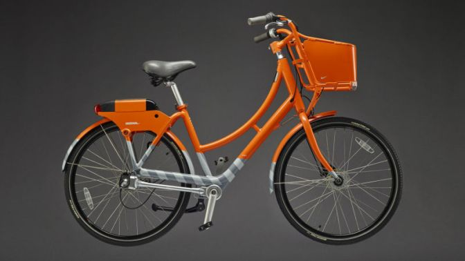 Portland Teams Up With Nike For Bike Share Bicycles That Can Be Locked Up Anywhere
