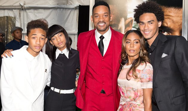 Will Smith Responses To His Son's Gender-Fluid Style