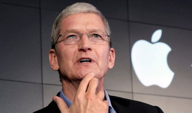 Apple CEO Tim Cook Takes On The FBI For Threatening Your Data