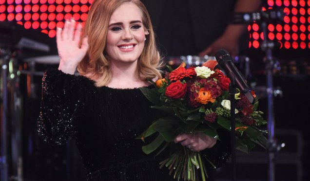 Adele's '25' Sales Surpass 8 Million in the U.S.