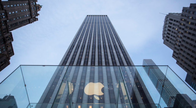 Feds Say Apple's Stand Against the FBI Is Just a PR Stunt