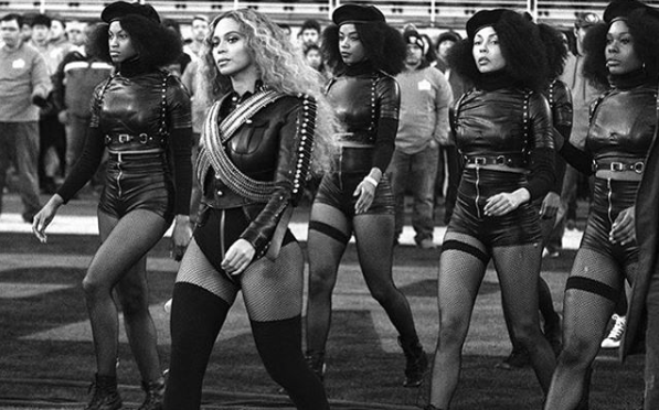 Bey's Powerful Nod To The Black Panthers…