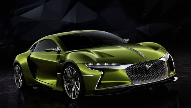 ELECTRIC DS E-TENSE BRINGS 400 HP TO GENEVA SHOW