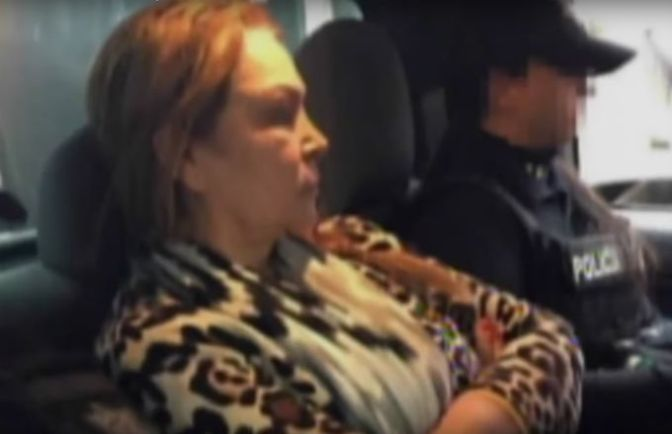 Mexico Arrested One of the Highest Ranking Women in El Chapo's Cartel