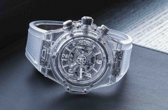 Absolute Transparency: Hublot Big Bang Unico Sapphire
