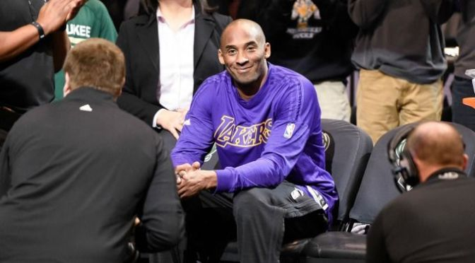 Kobe Bryant Talks About the Time Michael Jackson Called Him in 1998 to Offer Up Some Advice