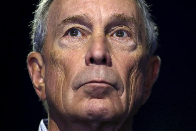 Bloomberg Considers a Run