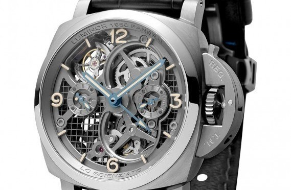 "5 Things to Know About the New Panerai PAM 578 ""Lo Scienziato"""