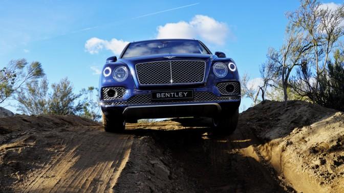 Bentley's Uber-Luxury Bentayga SUV Is a Supercar Shaped Like an SUV