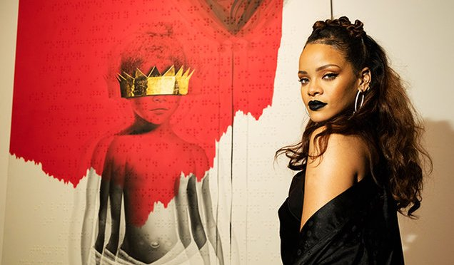 Rihanna Ties Mariah, Janet & Elton for Fifth-Most Hot 100 Top 10s