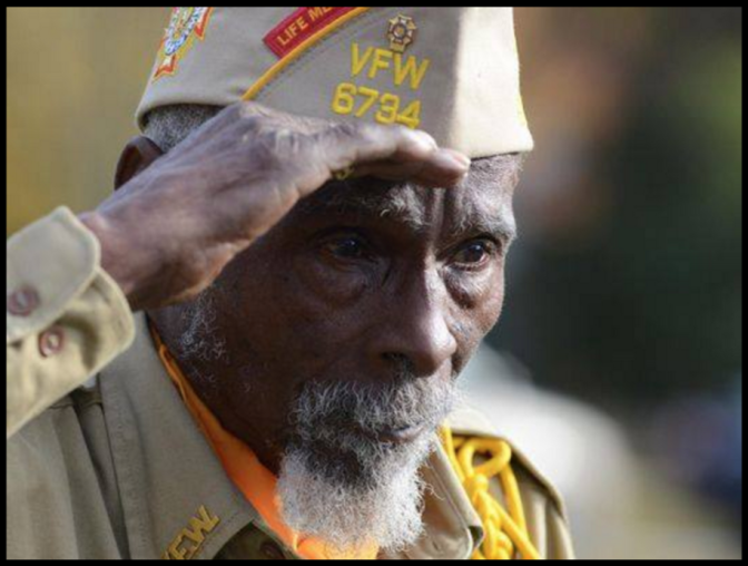The Last Buffalo Soldier Tomie L. Gaines Has Passed Away at the Age of 93