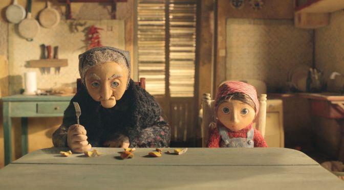 Short Film: My Stuffed Granny