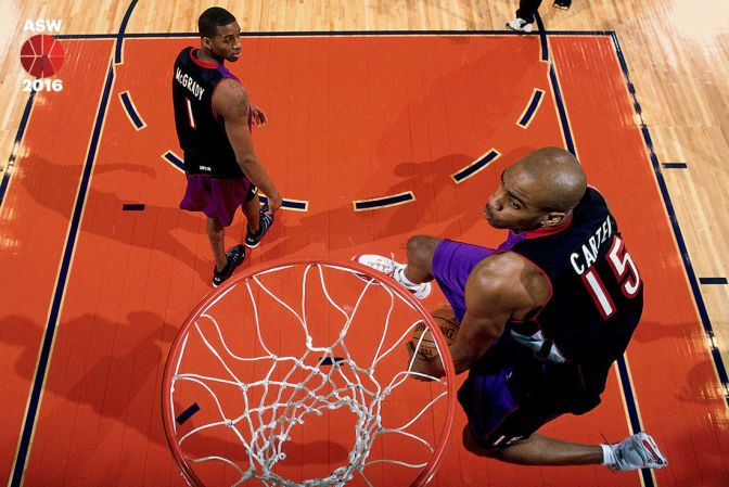The North's Jordan: The Legacy of Vince Carter