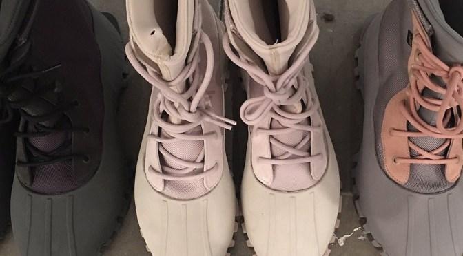 Kanye West Unveils Yeezy 1050 Boot