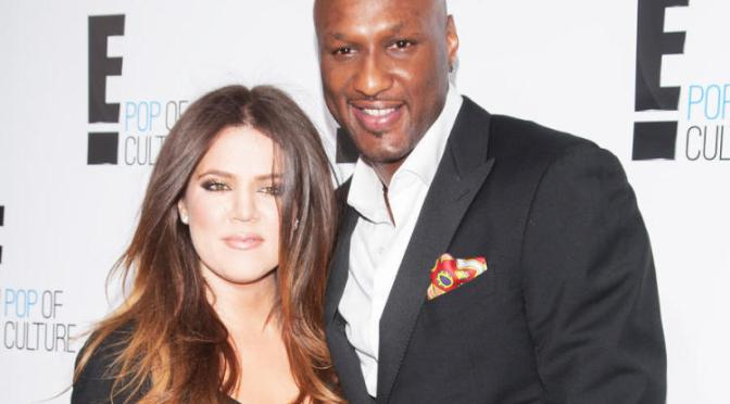 Lamar Odom Reportedly Drinking Again. Ignores Khloe Kardashian's Pleas To Go To Rehab
