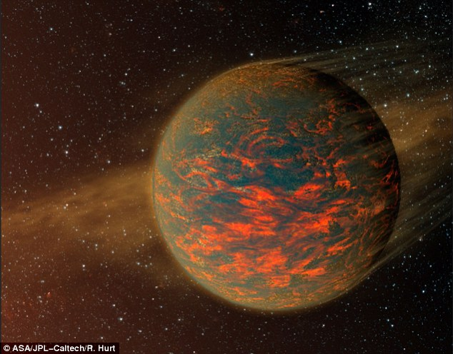 This Might Be The Weirdest Planet Ever Discovered