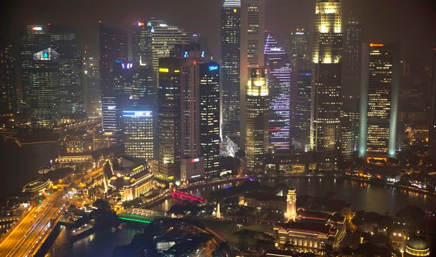 These Are The World's Most Expensive Cities To Live In