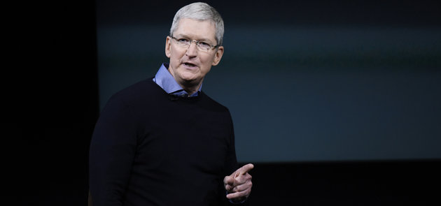Tim Cook Stands Firm On User Privacy