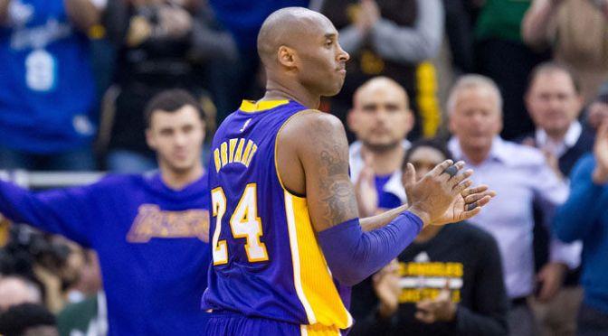 The Utah Jazz Handed Kobe Bryant the Worst Loss of His Career Last Night