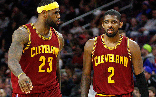 Cleveland Cavaliers Star PG Kyrie Irving Reportedly Unhappy With Team, Wants Out