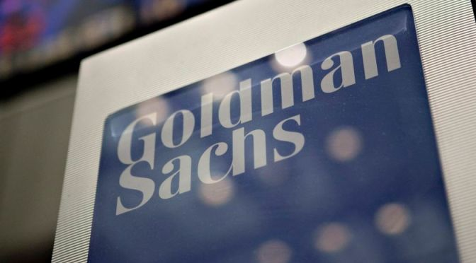 Goldman Sachs Buys a Startup That's Challenging the Almighty 401(k) Plan