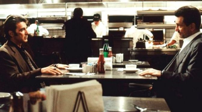 Michael Mann Is Developing Another 'Heat' Movie