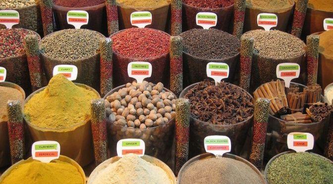 The FDA Just Found Widespread Salmonella Contamination in Spices