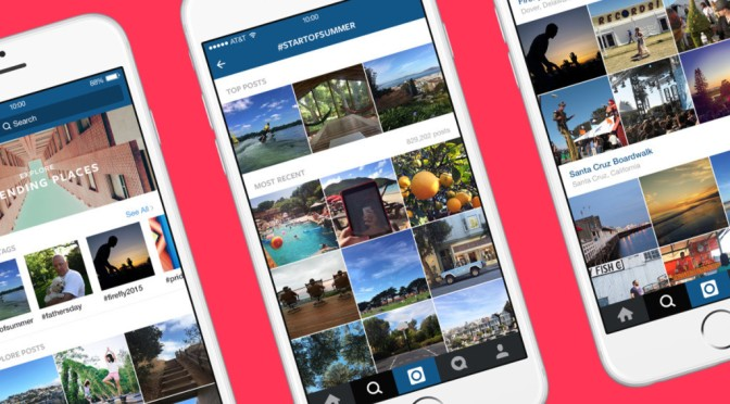 Like Facebook, Instagram Is About to Go—Algorithmic