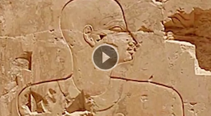 Dr. Anthony Browder Reveals 'The Most Significant Discovery in Egypt You've Never Heard Of'