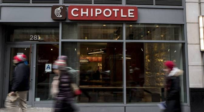 Chipotle Is Thinking About Opening a Burger Chain